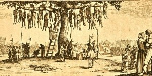 Protestants executed in the Netherlands during the Reformation