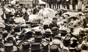 Kate Richards O'Hare spoke for workers' rights, peace, suffrage, free speech